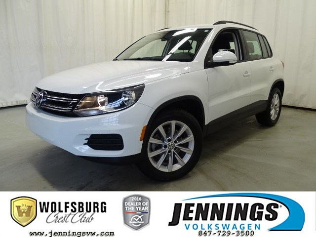 Certified Pre-Owned 2018 Volkswagen Tiguan Limited 4MOTION