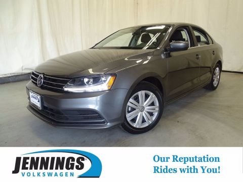 Pre-Owned 2017 Volkswagen Jetta 1.4T S FWD 4dr Car