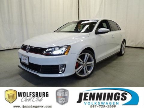 Certified Pre-Owned 2015 Volkswagen Jetta Sedan 2.0T GLI SEL