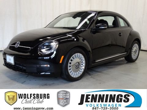 Certified Pre-Owned 2016 Volkswagen Beetle Coupe 1.8T SE