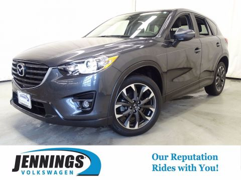 Pre-Owned 2016 Mazda CX-5 Grand Touring AWD Sport Utility