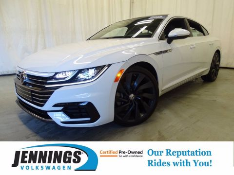 Certified Pre-Owned 2019 Volkswagen Arteon SEL R-Line AWD 4dr Car